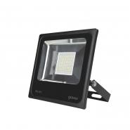 Прожектор светодиодный Gauss 30W IP65 6500К чорний, 2190Лм