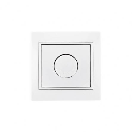 Светорегулятор 1000W белый - 1