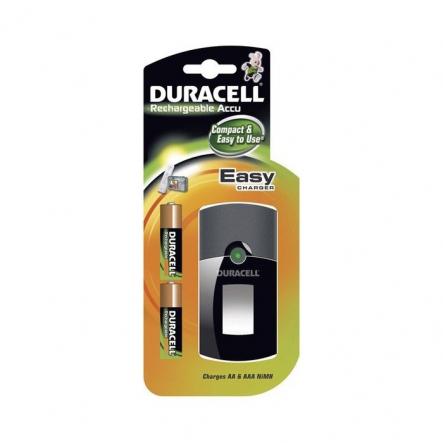 Зарядное устройство Duracell CEF24+2AA 1000mAh - 1