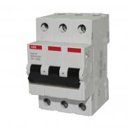 Автоматический выключатель АВВ BMS413 C50 3п 50А 4.5kA