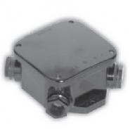 Распределительная коробка  144х132х67  ІР 67 пластик