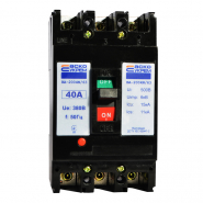 Автоматический выключатель ВА-2004N/63 3р 40А  АСКО