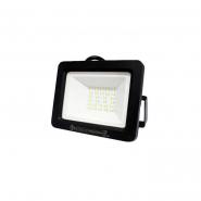 Прожектор SMD LED 20W 2700K ІР65 1000Lm/30/отражатель-белий