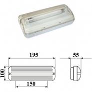 Светильник аварийный EL Kompact-141 4W Electrum