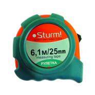Рулетка Sturm 6,1мх 25мм