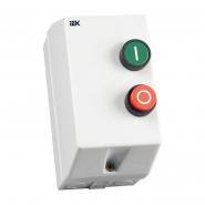 Контактор КМИ-11860 18А/380В IP54 в корпусе ИЕК