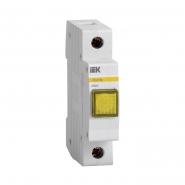 Сигнальная лампа IEK ЛС-47 желтая