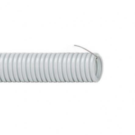 Гофротруба ПВХ d63 с зондом (15м/бух) - 1