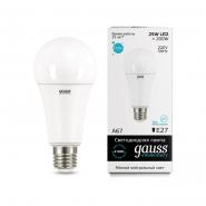 Лампа Gauss LED Elementary A67 25W E27 4100K