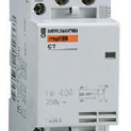 Низковольтное оборудование Контакторы и магнитные пускателиMulti 9 контактор СТ 25А 2O+2F 230/240