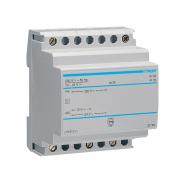 Трансформатор  на DIN-рейку, 230В/24 В (0,67А), 230В/12 В (1,33А), 4м  АС Hager