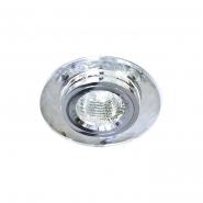 Светильник точечный Feron 8050-2 серебро/серебро