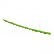 Трубка термоусажеваемая ТУТ 5,0/2,5 желто-зеленая ACKO