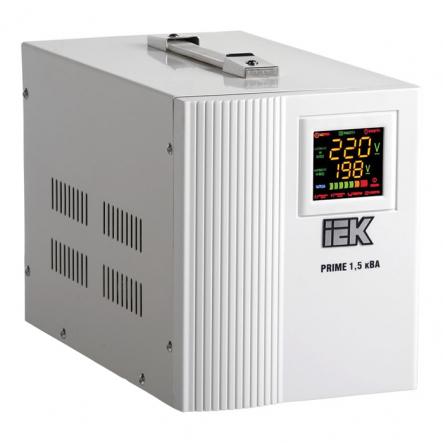 Стабилизатор напряжения симисторный PRIME 1,5 кВА - 1
