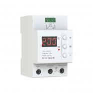 Терморегулятор TERNEO  terneо rk 55...+125 °С,32А(термостат для котла с цифровым датчиком)