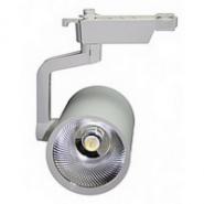 Трековый светильник LED Lemanso 30W 2400LM 6000K белый / LM516