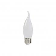 Лампа свеча на ветру C35T 60W E-27