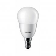 Лампа светодиодная PHILIPS CorePro LEDluster 2.7-25W 827 P48 FR E14