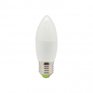 Лампа светодиодная DELUX BL37B 5 Вт 4100K 220В E27
