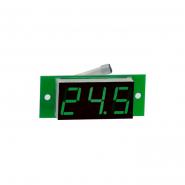 Термометр ТМ-19 зеленый DigiTOP