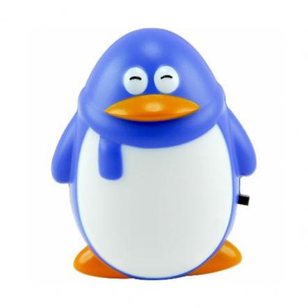 """Ночник FERON """"Пингвин"""" 1,5W 230V BL - 1"""
