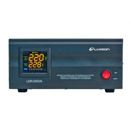Стабилизатор напряжения Luxeon LDR-500VA - 1