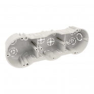 Коробка приборная, трёхкратная КР 64/3 бетон Копос