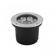 Светильник грунтовый  Feron SP4112 6W 230V  2700K 420Lm  , 120*90mm