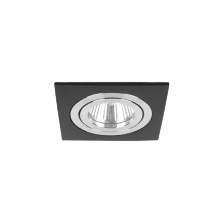 Светильник точечный Feron DL6120 черный - 1