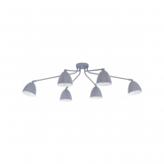 Люстра TK-lighting LORETTA*6 PL GREY