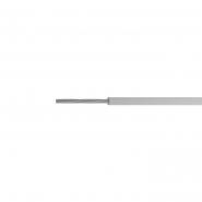 Провод монтажный с изоляцией ПВХ-пластиката НВ 3 0,75 (600В)