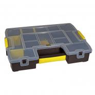 Органайзер пласт. 37,5х6,7х29,2 с переставн.перегородками STANLEY