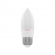 Лампа LED свеча 6W PA LC-32/1 Е27 3000K ELECTRUM