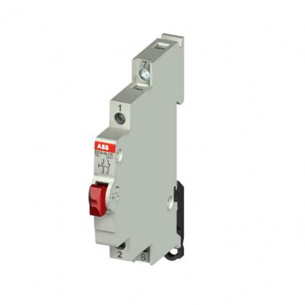 Выключатель кнопочный E215-16-11C ABB - 1