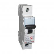 Автоматический выключатель Legrand TX3 6А 1Р 6кА тип С 404025
