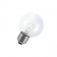 Лампа OSRAM CLAS Р CL 40 Вт 230В E27 прозрачная шар