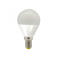 Лампа светодиодная LB-95 G45 230V 5W 400Lm  E14 2700K Feron