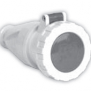 Розетка переносная  (соед) ISG (IP 67), 32A, 400V, 4n SEZ