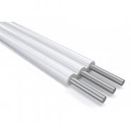 Провод установочный с алюминиевой жилой плоский АППВ 3х2,5