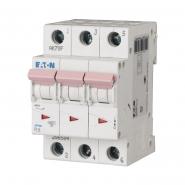 Автоматический выключатель  PL6 C50/3 EATON