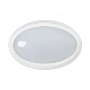Светильник светодиодный LED ДПО 5020 8Вт 4000K IP65 овал белый IEK