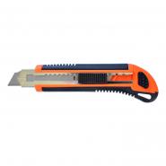 Нож для ремонтных работ, упрочненный,18мм+ 3 лезвия