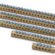 Клеммная рейка 19х4,5+6х5,6