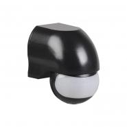 Датчик движения IEK ДД 010 черный 1100 Вт радиус 180град.,10м IP44 арт. LDD10-010-1100-002