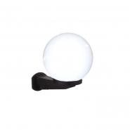 Светильник настенный шар опал гладкий Е-27, 40W 310*250*330mm 125АСКО