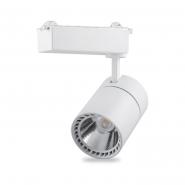 Светильник трековый AL103 COB 30W 2700LM 6500K  IP40 белый 97*205*194 мм FERON