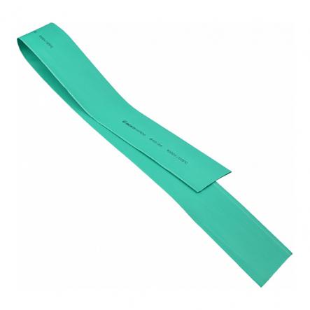 Трубка термоусажеваемая ТУТ 40/20 зеленая ACKO - 1
