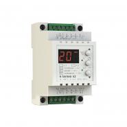 Терморегулятор TERNEO  terneо k2 -9...+99 °С  2х16А для теплого пола