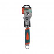 Разводной ключ STURM мягкие ручки 250мм