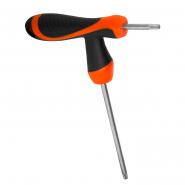Ключ TORX Т-образная рукоятка Т15 3,5*75 STURM